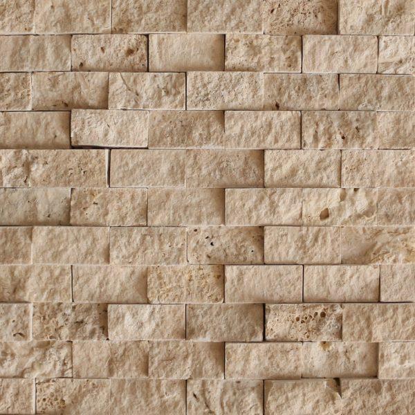 Travertin Mozaic Scapitat