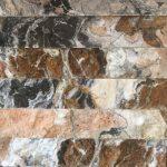 piatra naturala ghilotinata multicolora
